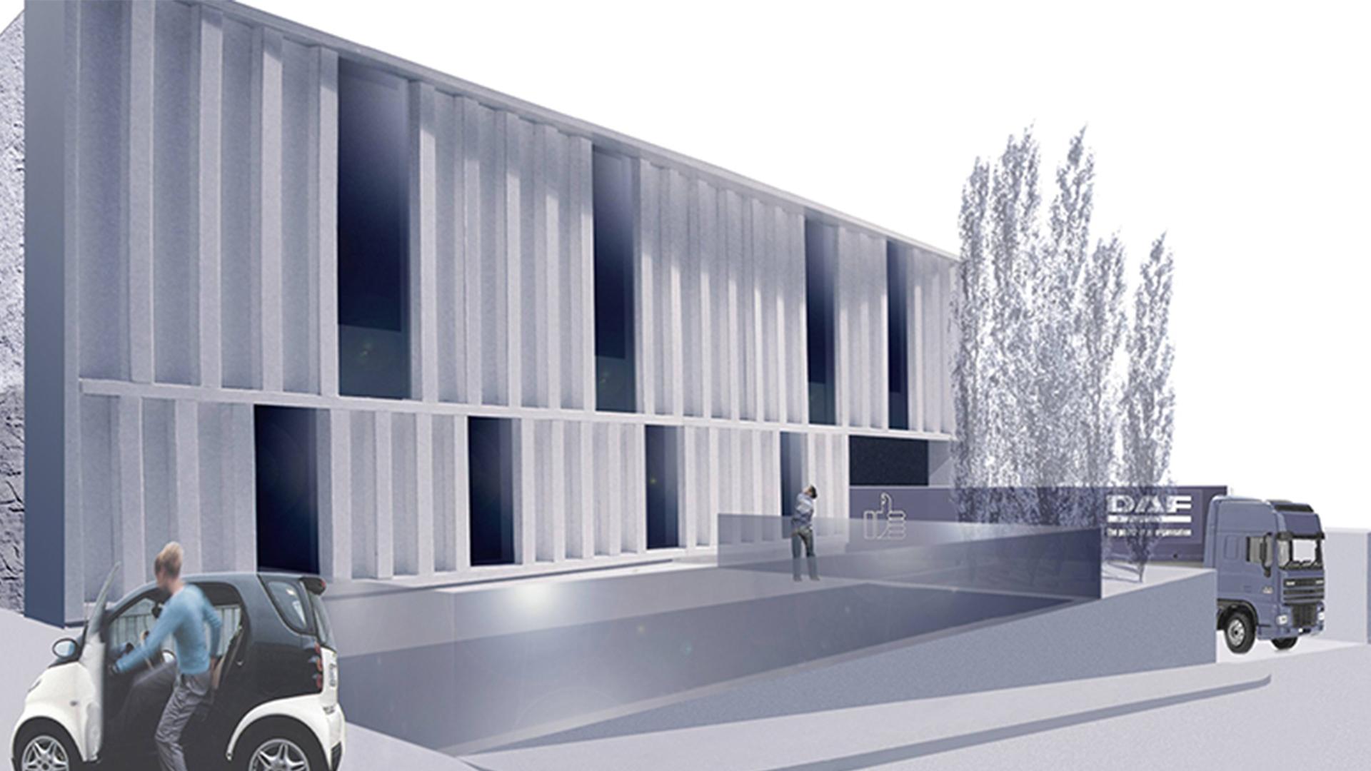 Instalaciones en Nave Industrial (Meco - Madrid)