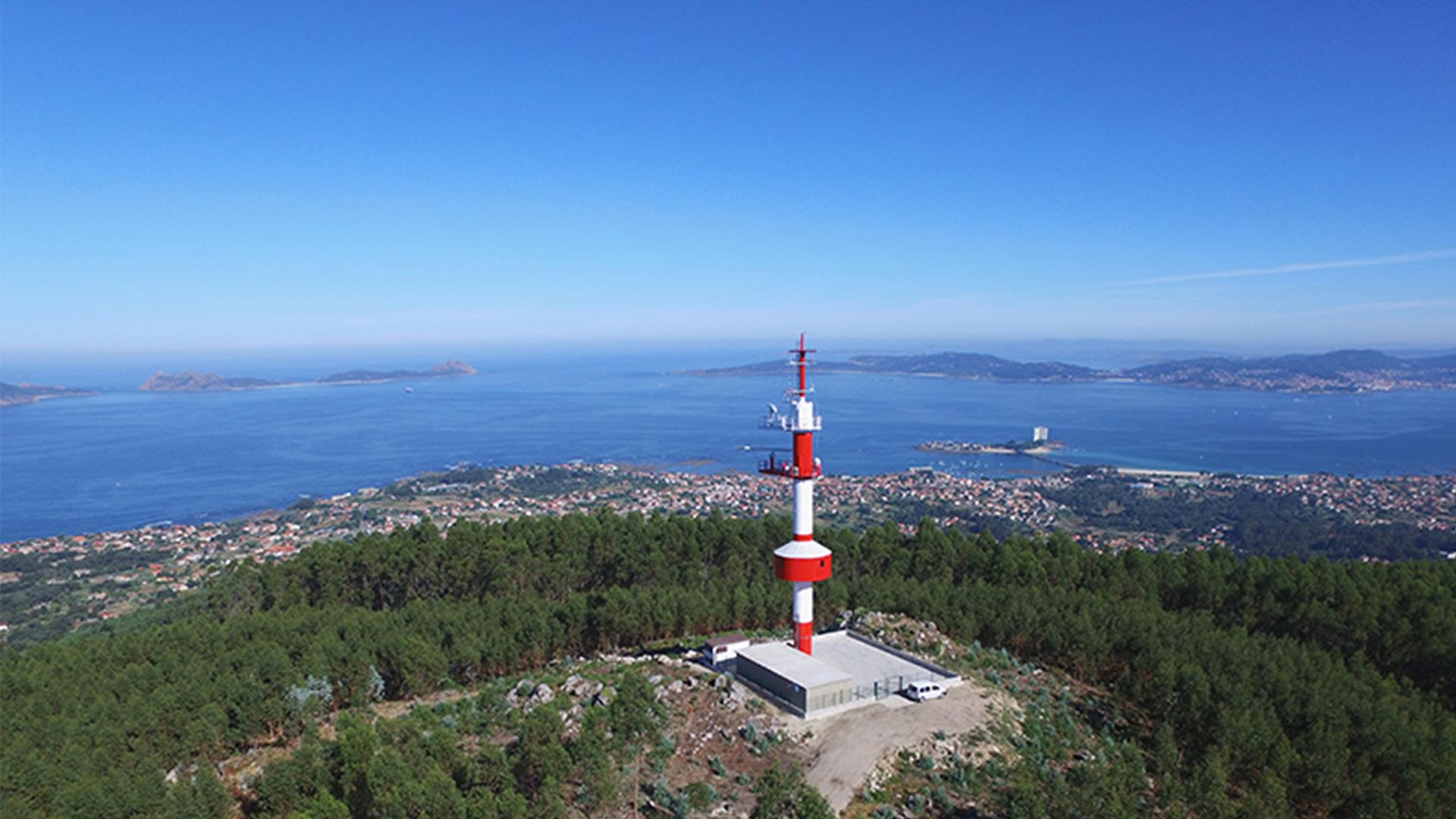 Torre de Control Marítimo (Pontevedra)