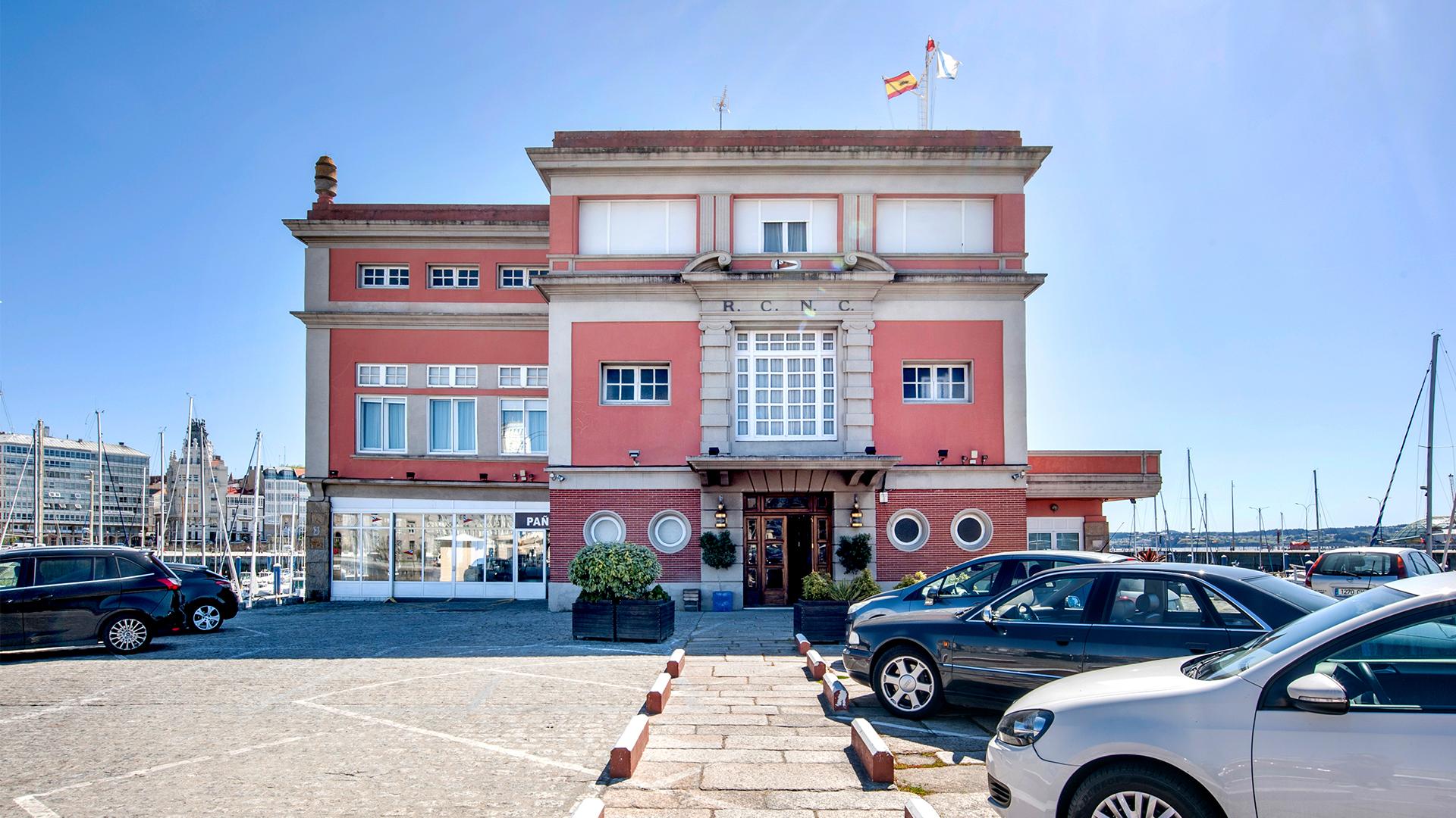 Instalaciones Térmicas Real Club Naútico (Edificio Social)